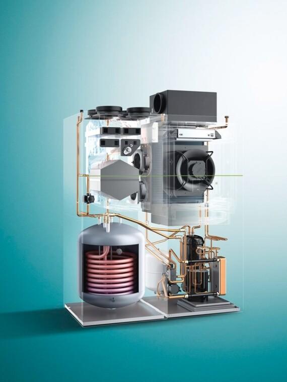 Dizalica topline zrak/voda