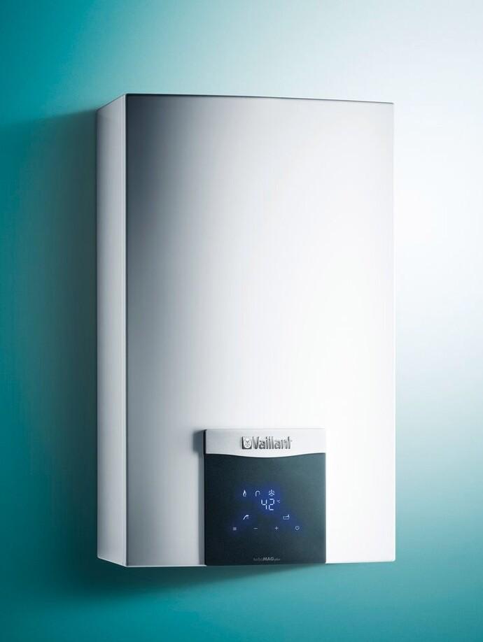 Plinski protočni grijač vode turboMAG